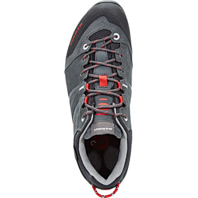 Mammut Wall Guide Low GTX Shoes Women graphite-barberry